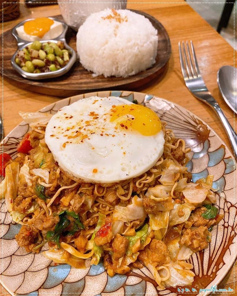Tuk-Tuk Thai Café 圖圖咖啡館